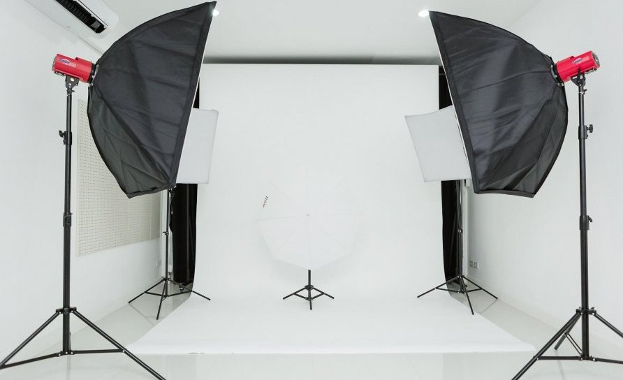 ข้อจำกัดของการถ่ายรูปในสตูดิโอ